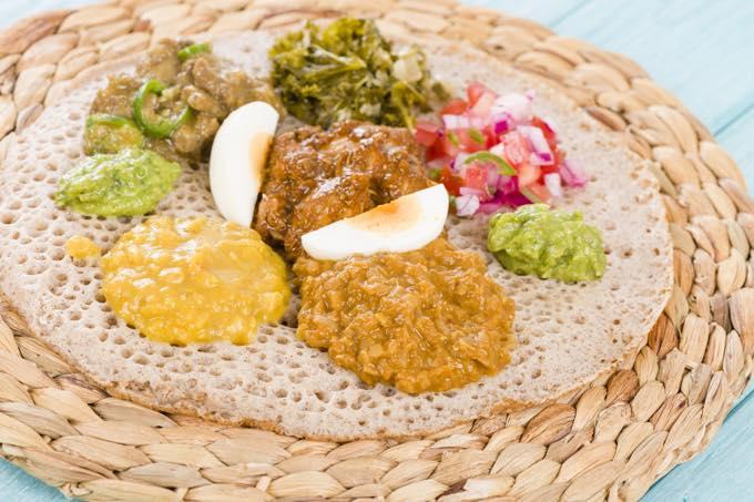 エチオピア料理