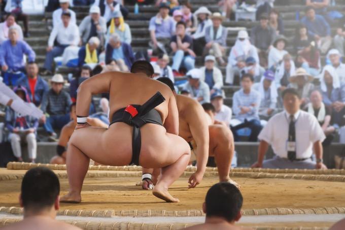 相撲力士の名言
