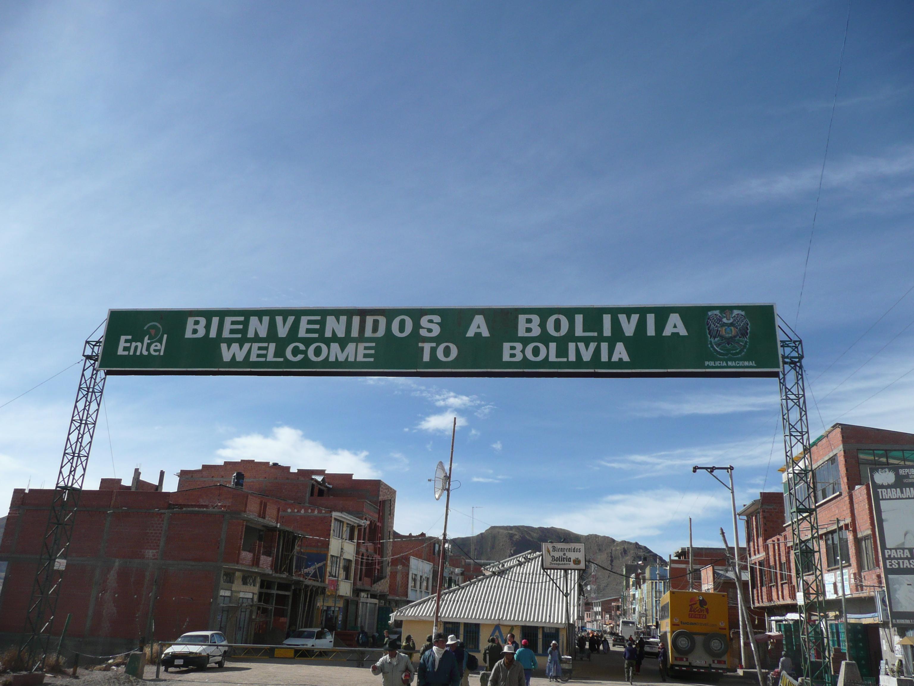 5/26-27 ペルー-ボリビアの国境越えは偽警官に注意!