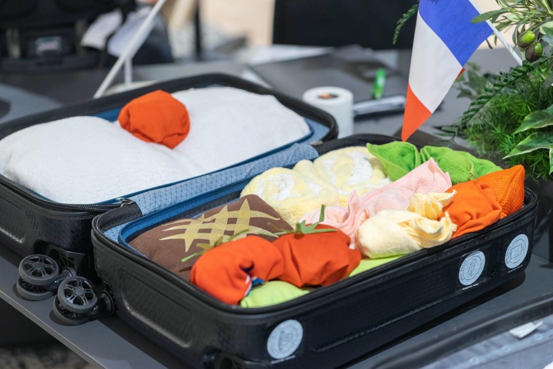 スーツケース弁当
