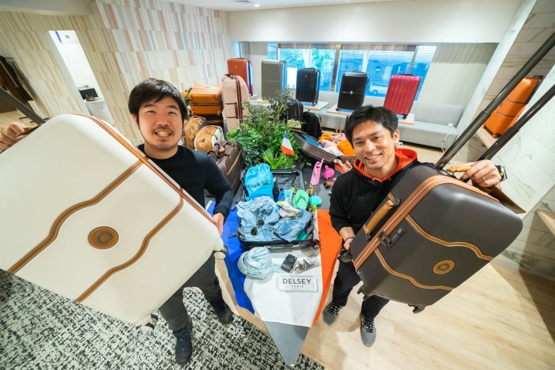 社会を意識する伝道師が行き着いたのは、海外のおすすめスーツケースブランドだった【メディア出演】
