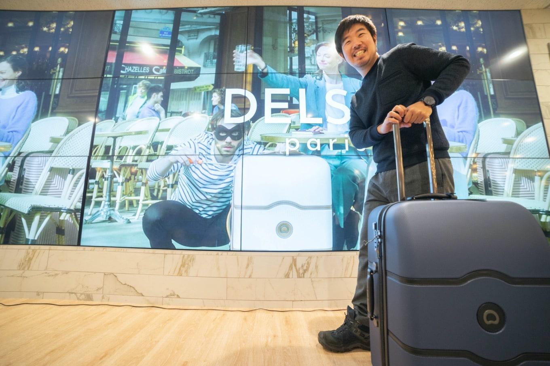 フランスの老舗スーツケースブランド『DELSEY』による「旅」と「日本の働き方」を考えるトークイベント【イベント出演】