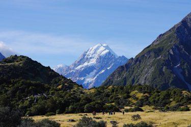 ニュージーランド14日間の旅行費用。レンタカーで北島から南島まで縦断しました