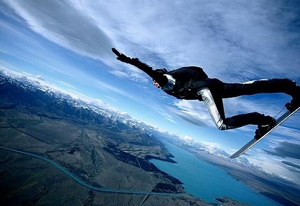 日本国内でスカイダイビングができる数少ない場所、藤岡!