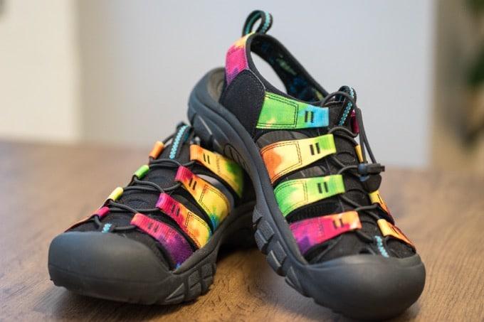 海外旅行で履き潰す靴は「KEEN NEWPORT H2」が至高【2足目】