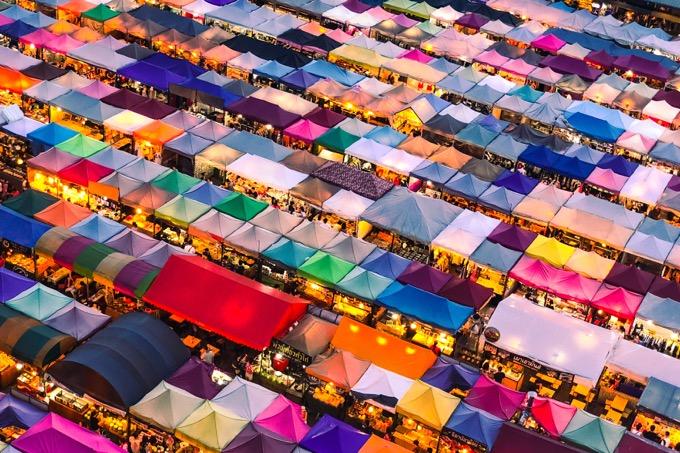 バンコクの観光スポット11ヶ所・写真35枚【バンコク移住者が推薦】
