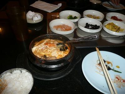 ニューヨークで韓国料理食べながらOB訪問してみた