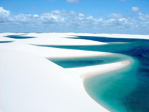 今年、ウユニの次に流行る「レンソイス白砂漠」って知ってる?