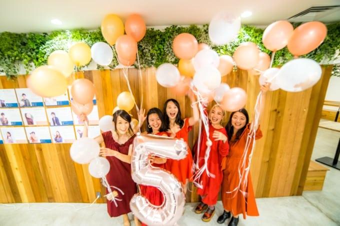 TABIPPO5周年パーティー!実績と展望も発表しました【スライド公開】