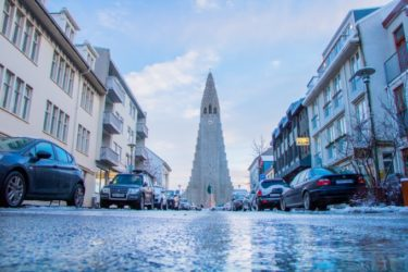 アイスランドの首都レイキャビクの観光スポット16選(カフェ・グルメ含む)