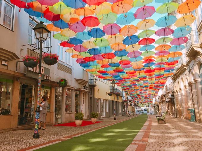 アゲダの傘祭り