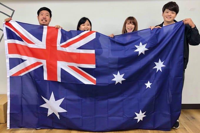 オーストラリア東海岸1500kmの旅に行ってきます