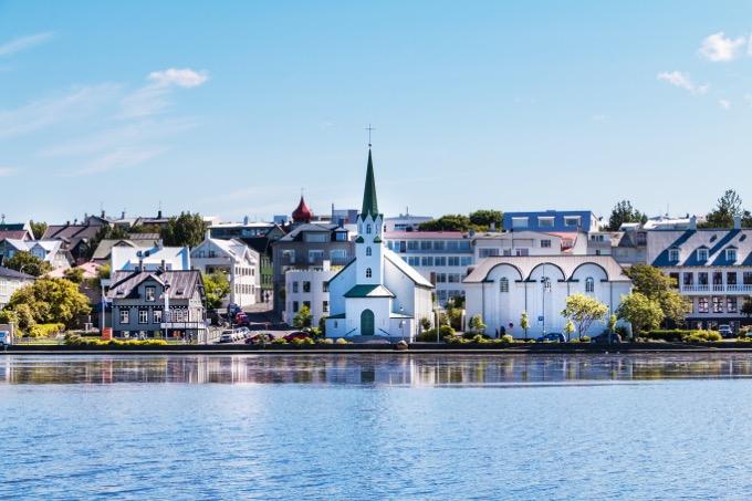 レイキャビク(アイスランド)